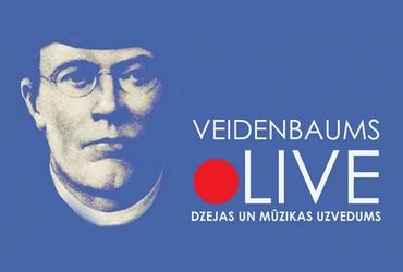 Dzejas un mūzikas kabarē Veidenbaums. Live // Brīvdabas teātris