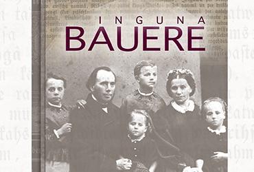 """Ingunas Baueres romāna """"Palieku tev uzticams. Juris Neikens"""" atvēršana"""